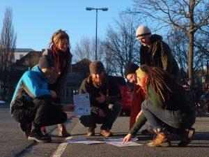 Foto Workshop klimaneutral solidarisch wohnen