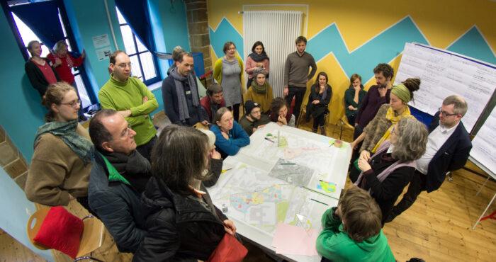 Workshop klimaneutral solidarisch wohnen