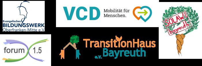 Logos Kooperationspartner Zukunftsquartier Kreuz