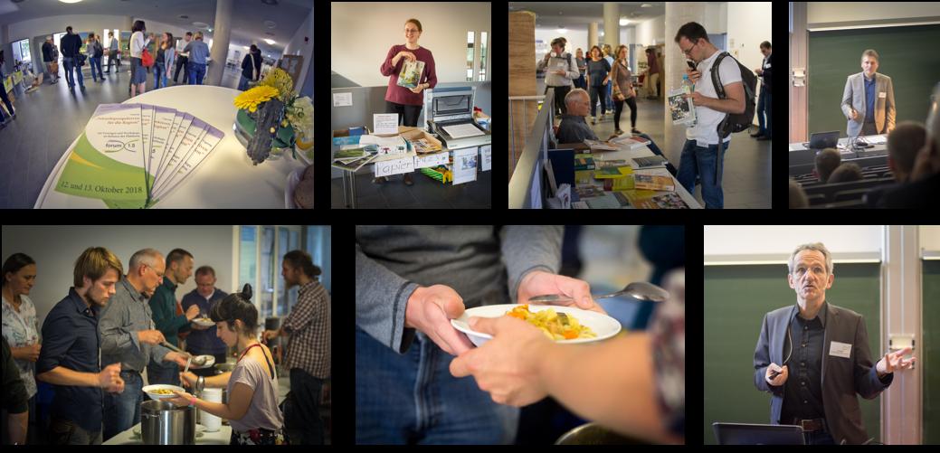 Fotocollage Veranstaltung Plattform Klimaschutzworkshop Bayreuth Oberfranken Zukunft